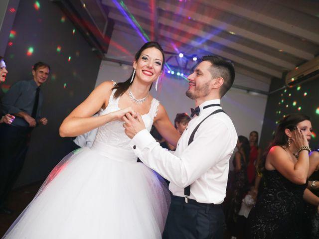 El casamiento de Noelia y Matias
