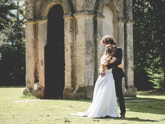 El casamiento de M. Ines y Agustin