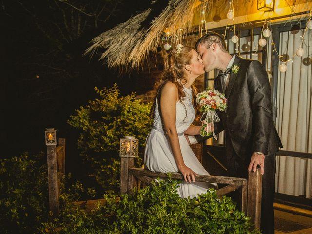 El casamiento de Florencia y Juanjo