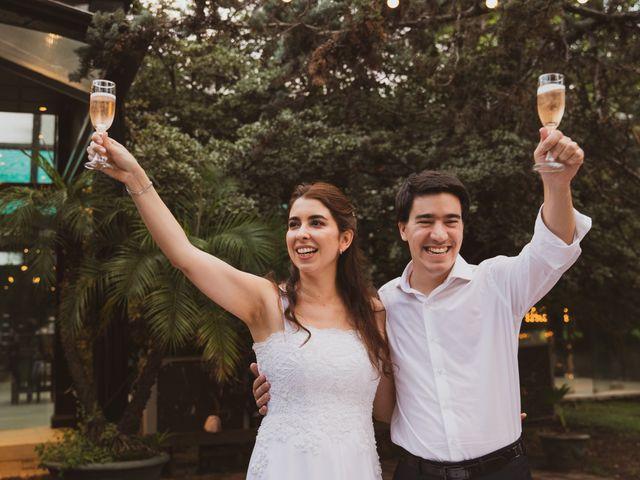 El casamiento de Laura y Fran