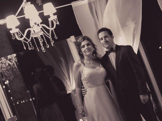 El casamiento de Bárbara y Cristian