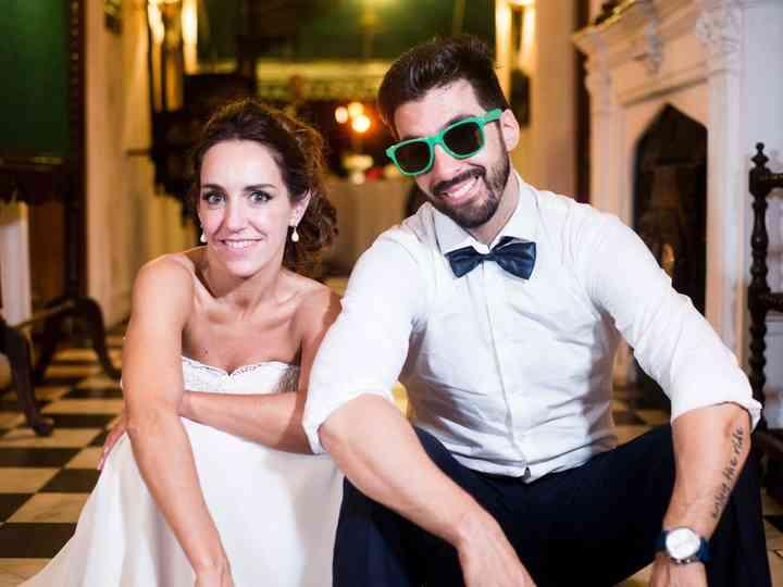 El casamiento de Lucia y Pablo
