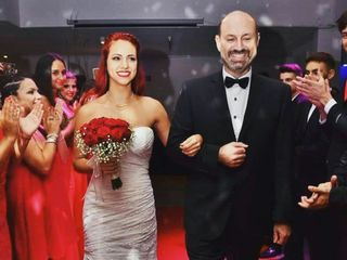 El casamiento de Magdalena  y Ariel 2