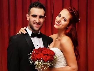 El casamiento de Magdalena  y Ariel
