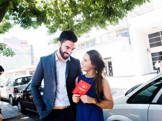 El casamiento de Pablo y Lucia en Capital Federal, Buenos Aires 12