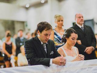 El casamiento de Daio y Franco