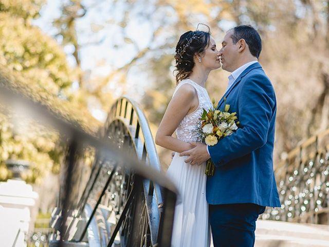 El casamiento de Noelia y Roque