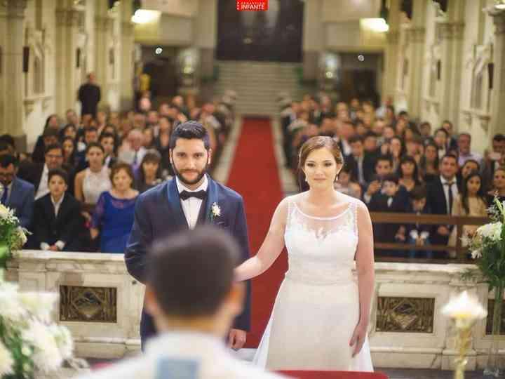 El casamiento de Natalia y Ramiro