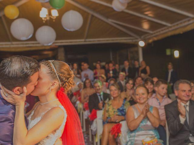El casamiento de Sintique y Ruben