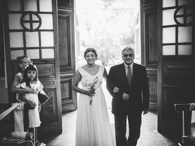 El casamiento de Matías y Evangelina  en Sunchales, Santa Fe 3