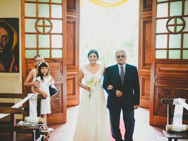 El casamiento de Matías y Evangelina  en Sunchales, Santa Fe 4