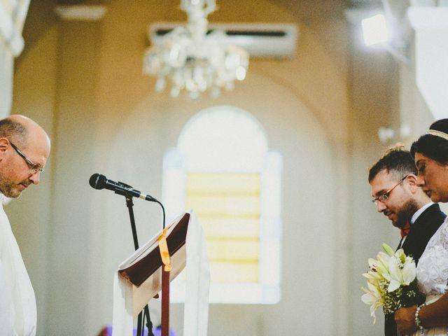 El casamiento de Matías y Evangelina  en Sunchales, Santa Fe 5