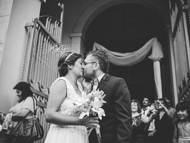 El casamiento de Matías y Evangelina  en Sunchales, Santa Fe 8
