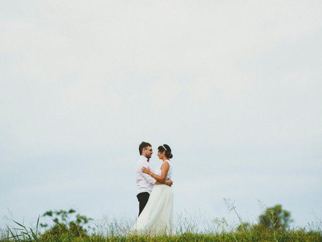El casamiento de Matías y Evangelina  en Sunchales, Santa Fe 11