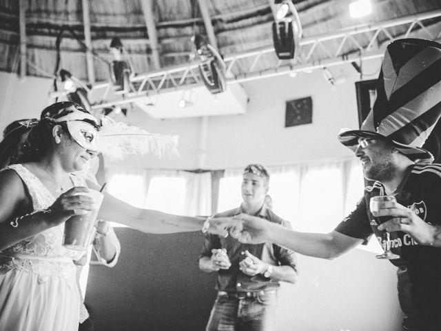 El casamiento de Matías y Evangelina  en Sunchales, Santa Fe 16