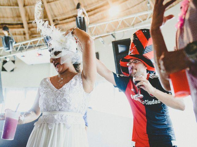 El casamiento de Matías y Evangelina  en Sunchales, Santa Fe 17