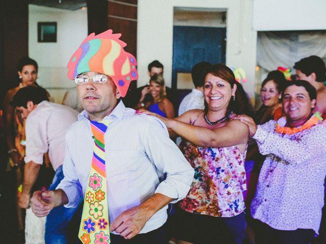 El casamiento de Matías y Evangelina  en Sunchales, Santa Fe 19