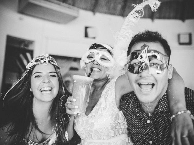 El casamiento de Matías y Evangelina  en Sunchales, Santa Fe 23