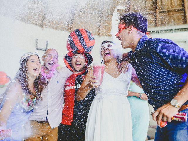 El casamiento de Matías y Evangelina  en Sunchales, Santa Fe 26