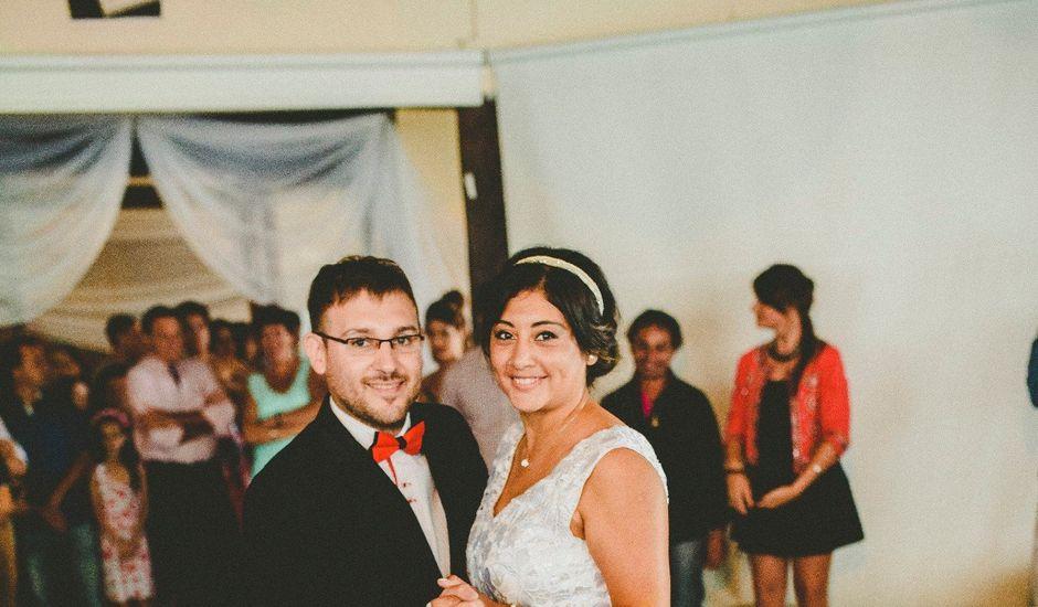 El casamiento de Matías y Evangelina  en Sunchales, Santa Fe
