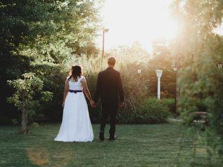 El casamiento de Gaby y Lucas 1