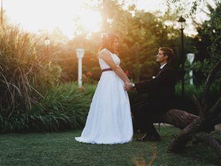 El casamiento de Gaby y Lucas 2