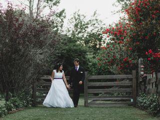 El casamiento de Gaby y Lucas