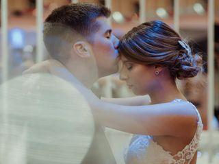 El casamiento de Seba y Gime