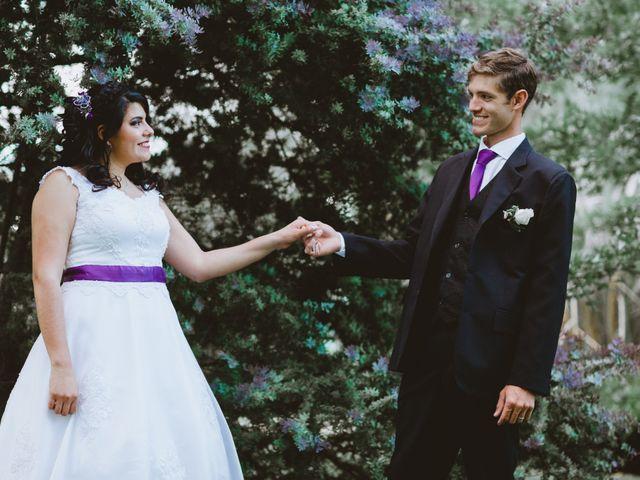 El casamiento de Lucas y Gaby en Virrey Del Pino, Buenos Aires 1