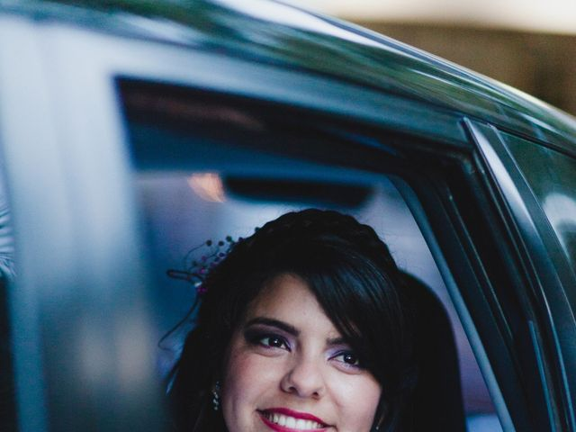 El casamiento de Lucas y Gaby en Virrey Del Pino, Buenos Aires 17