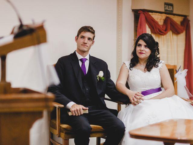 El casamiento de Lucas y Gaby en Virrey Del Pino, Buenos Aires 19