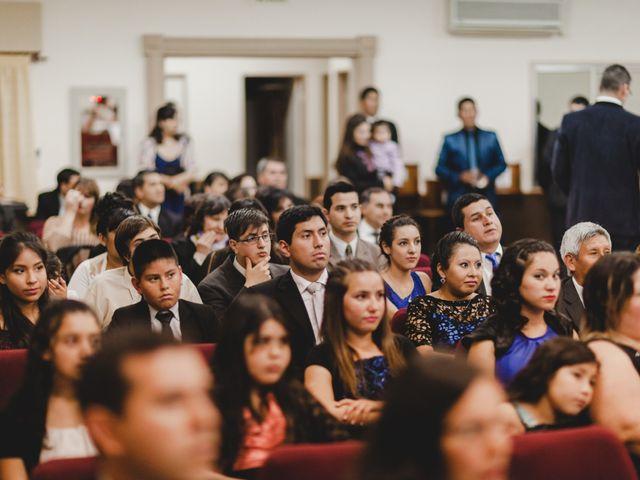 El casamiento de Lucas y Gaby en Virrey Del Pino, Buenos Aires 25