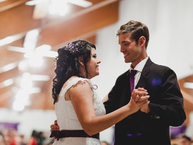 El casamiento de Lucas y Gaby en Virrey Del Pino, Buenos Aires 34