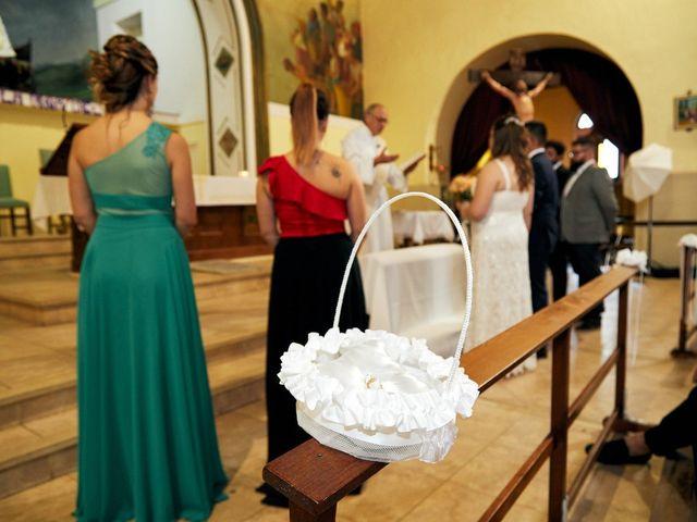 El casamiento de Diego y Fernanda en Luján de Cuyo, Mendoza 2