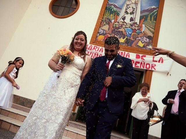 El casamiento de Diego y Fernanda en Luján de Cuyo, Mendoza 1
