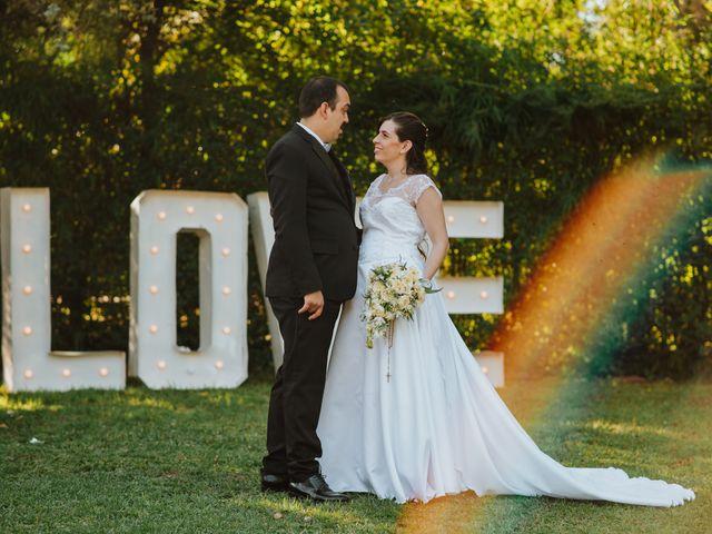 El casamiento de Vanesa y Ezequiel