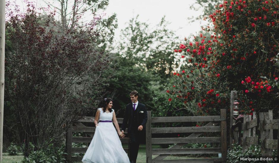 El casamiento de Lucas y Gaby en Virrey Del Pino, Buenos Aires