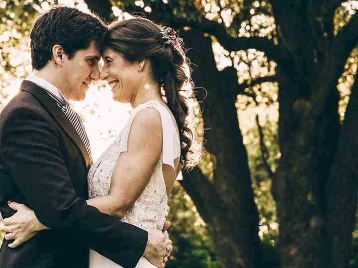 El casamiento de Marcela y Santiago
