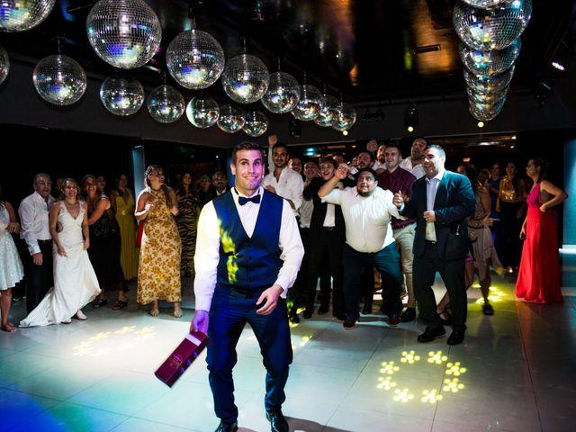 El casamiento de Aníbal  y Florencia  en Hurlingham, Buenos Aires 1