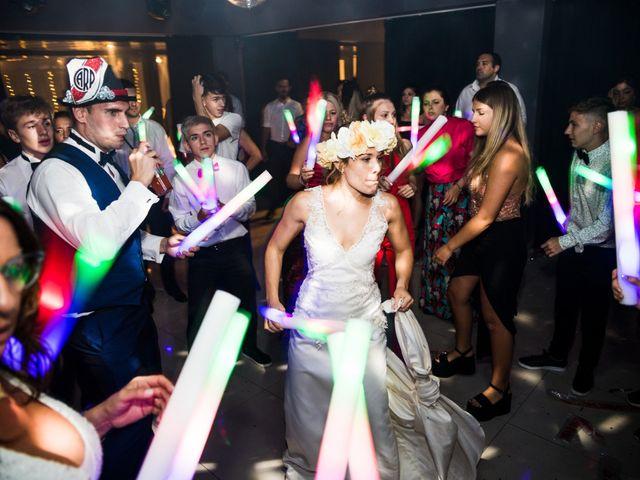 El casamiento de Aníbal  y Florencia  en Hurlingham, Buenos Aires 2