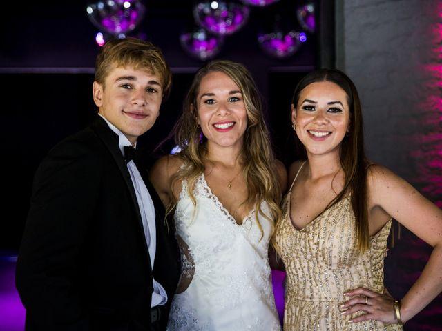 El casamiento de Aníbal  y Florencia  en Hurlingham, Buenos Aires 11