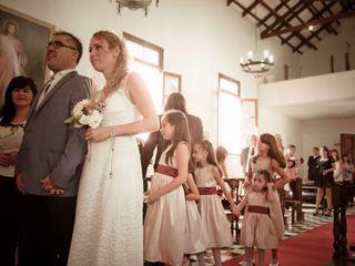 El casamiento de Sara y Alejandro