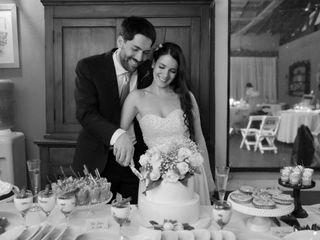 El casamiento de Carla y Gustavo