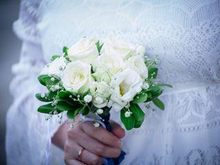El casamiento de Flor y Darío 1