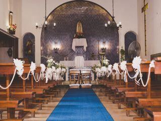 El casamiento de Flor y Darío 3