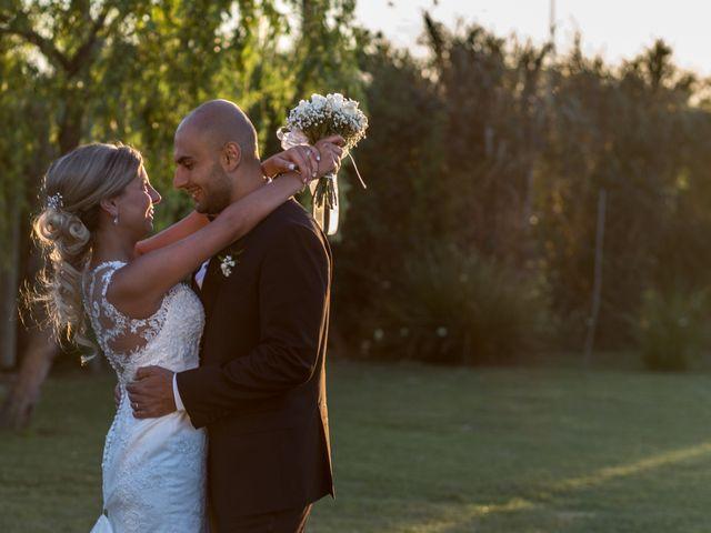 El casamiento de Jésica y Fernando