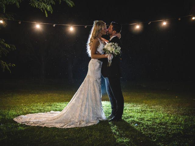 El casamiento de Andrea y Eduardo