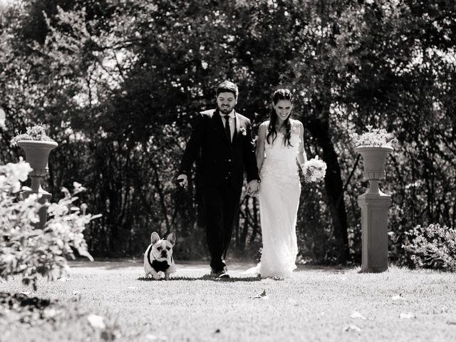 El casamiento de Luciana y Axel