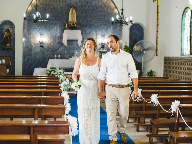 El casamiento de Flor y Darío