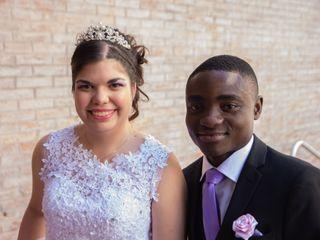 El casamiento de Priscila y Vladimir